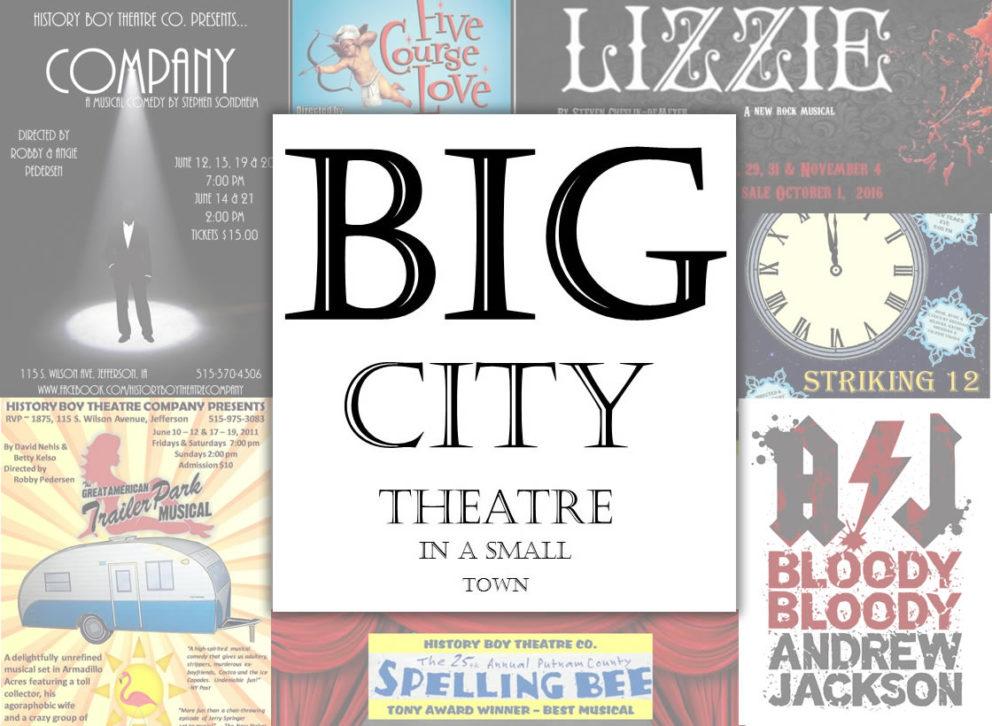 Big City Theatre in a small town