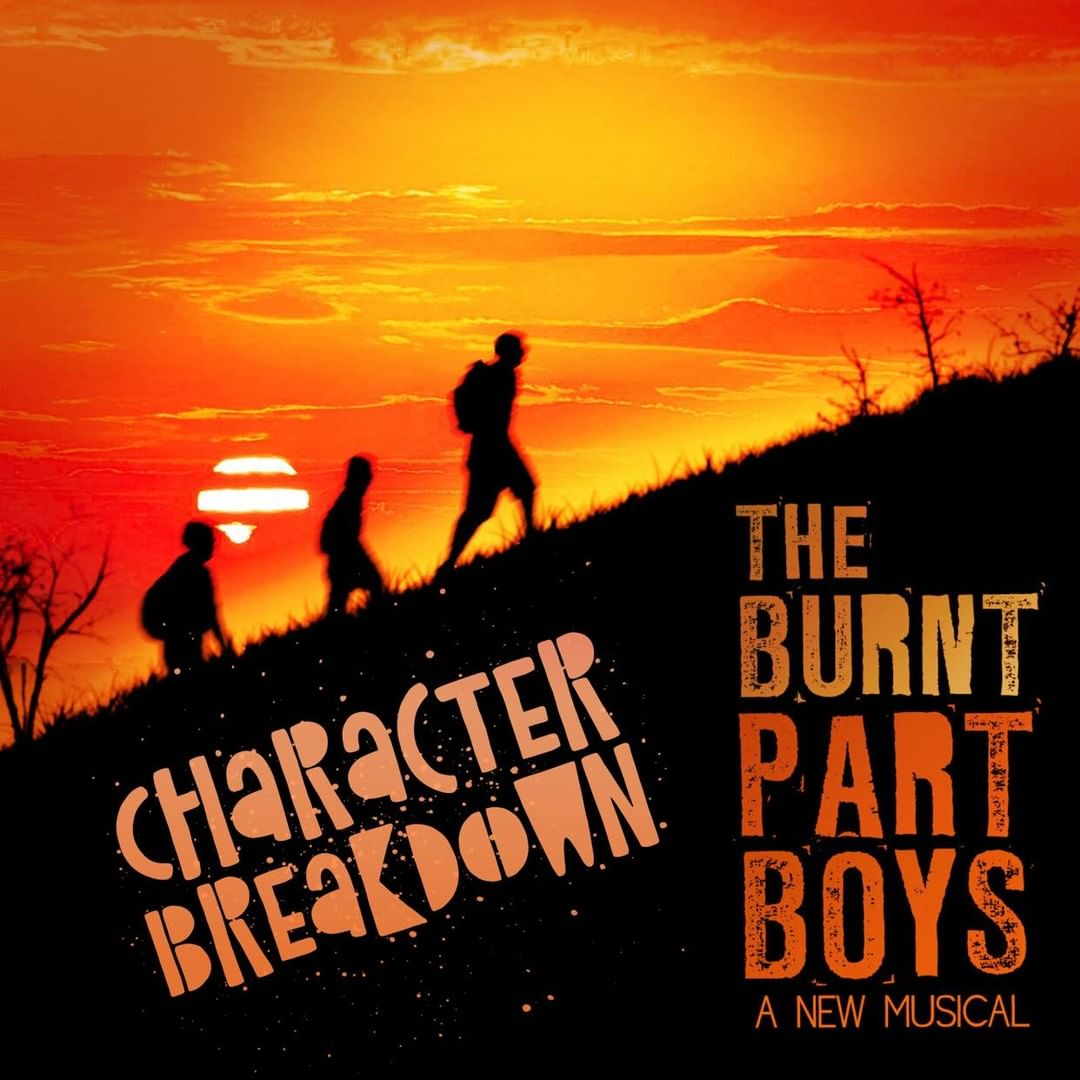 Burnt Part Boys Logo